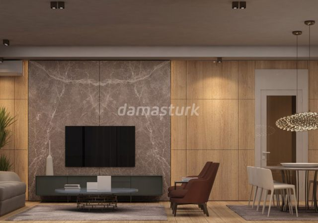 شقق للبيع في إسطنبول تركيا - المجمع DS216 || شركة داماس تورك العقارية  07