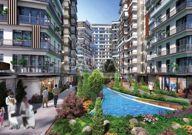 مجمع داماس 195 في اسطنبول - صورة خارجية 04
