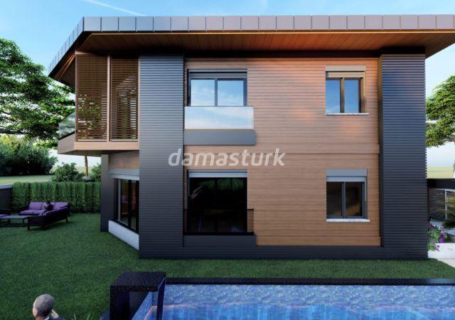 Villas for sale in Antalya - Turkey - Complex DN066 || damasturk Real Estate  02