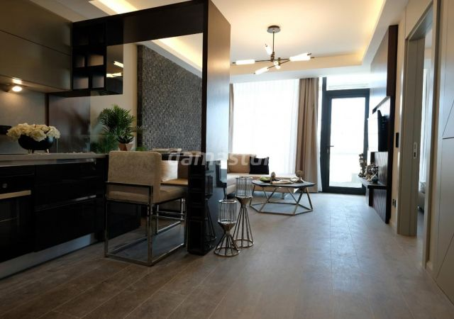 Apartments for sale in Turkey - the complex DS316 || damasturk Real Estate Company 05