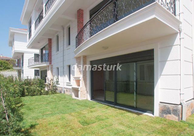 Villas for sale in Turkey - Istanbul - the complex DS358 || damasturk Real Estate 03