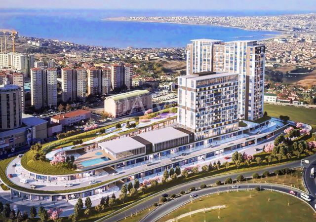 مجمع داماس 200 في اسطنبول - صورة خارجية 02