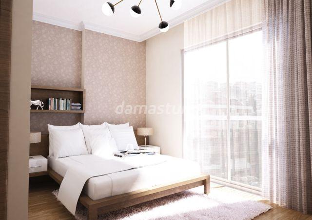 شقق للبيع في إسطنبول تركيا - المجمع DS306 || شركة داماس تورك العقارية  02