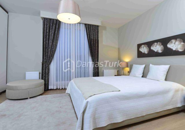 مجمع شقق جاهز للسكن بإطلالة خضراء في اسطنبول الآسوية منطقة سنجاك تبه DS290  || شركة داماس تورك العقارية 01