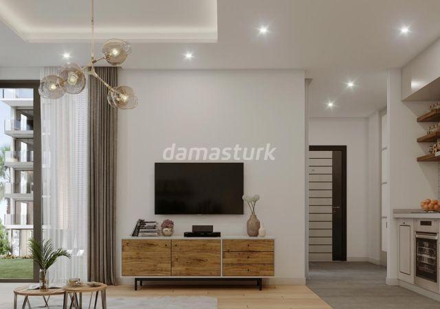 شقق للبيع في أنطاليا تركيا - المجمع  DN027 || شركة داماس تورك العقارية  01