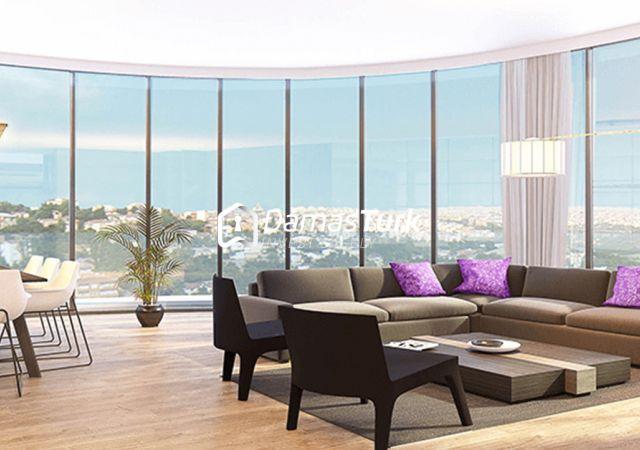 مجمع شقق استثماري جاهز للسكن وبالتقسيط  في اسطنبول الأوروبية منطقة زيتون بورنو DS282     داماس تورك العقارية 01
