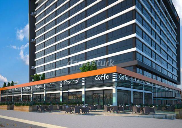 Offices for sale in Turkey - Bursa - the complex DB033 || damasturk Real Estate Company 04