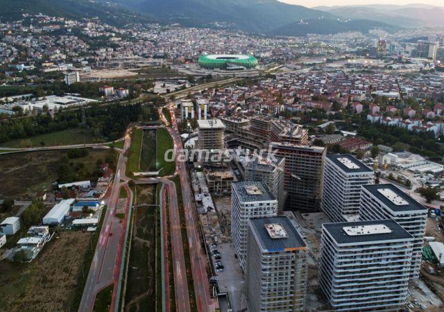 شقق للبيع في تركيا - بورصة  - المجمع DB018 || شركة داماس تورك العقارية 02