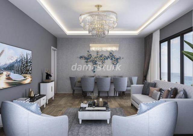 شقق للبيع في تركيا - المجمع  DS329  || شركة داماس تورك العقارية  03