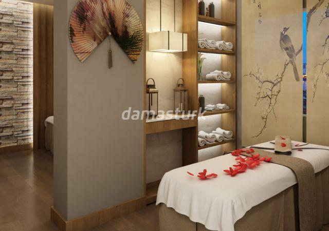 Apartments for sale in Antalya - Turkey - Complex DN077    damasturk Real Estate Company 05