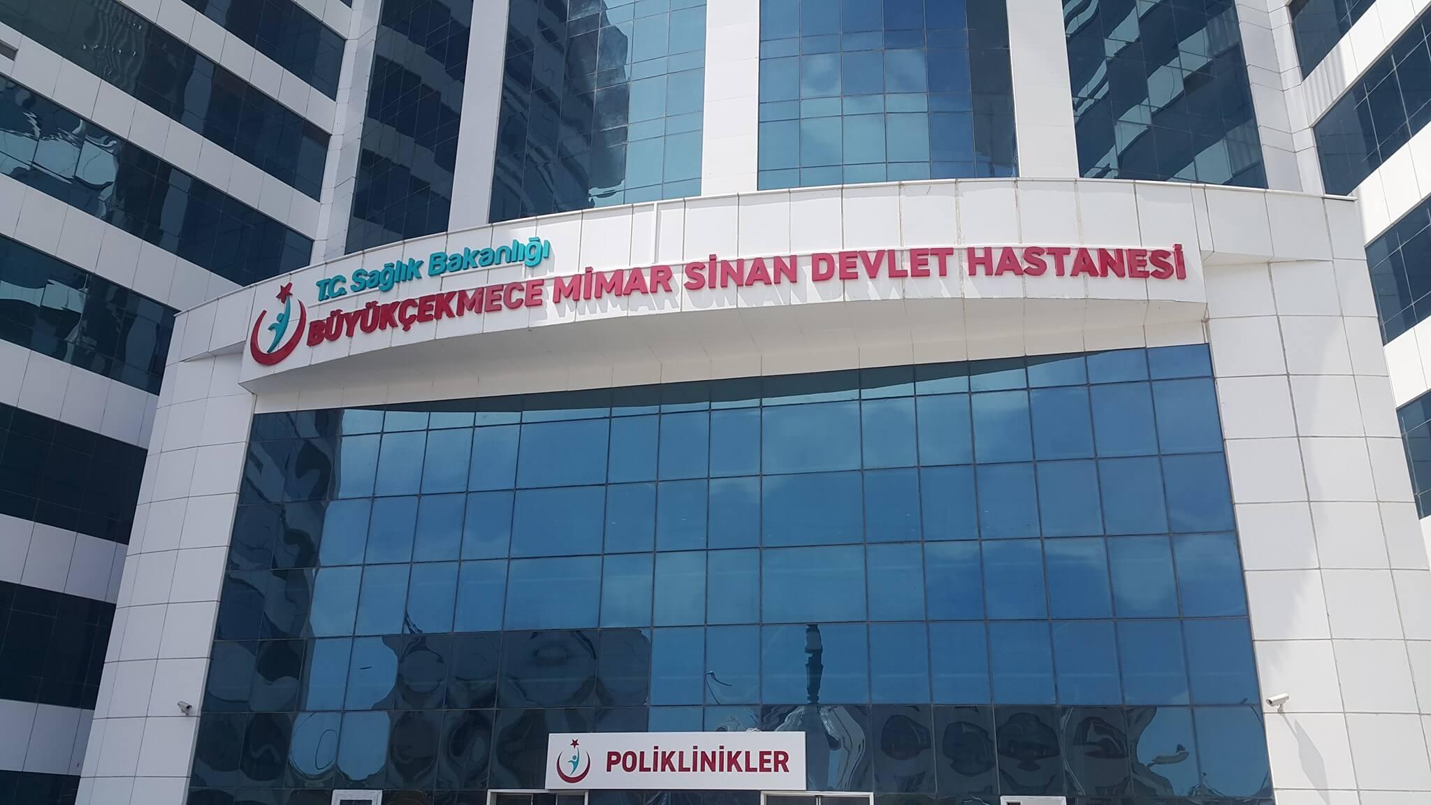 Büyükçekmece Mimar Sinan Devlet Hastanesi | damasturk Real Estate