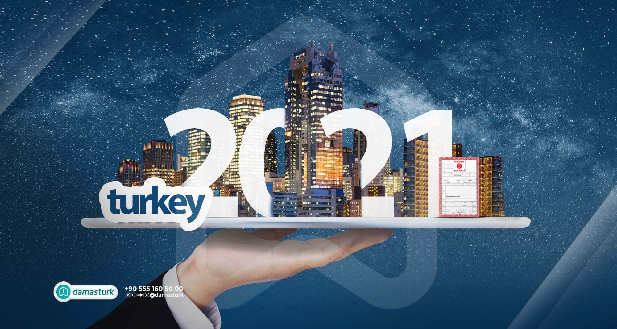 Title deed in Turkey and its types 2021