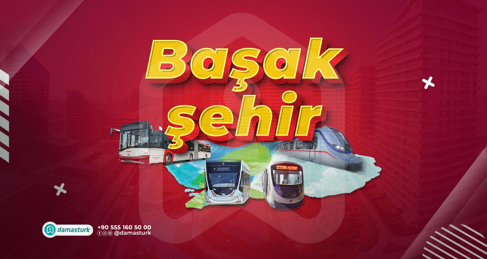 المواصلات في منطقة باشاك شهير 2021