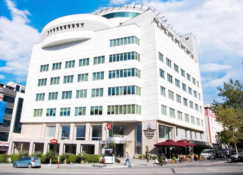 Esencan Hospital   damasturk Real Estate
