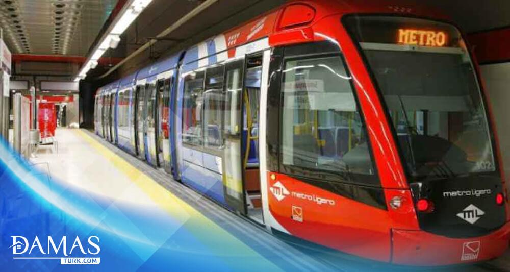خط مترو هالكالي (الأروبية) - غبزه (الآسيوية) يُكسب سوق العقارات زخما جديدا