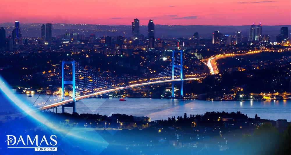 شريان إسطنبول .. مضيق البوسفور